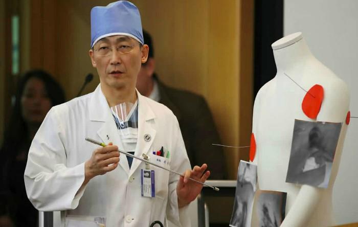 Dr. Lee Cook-jong