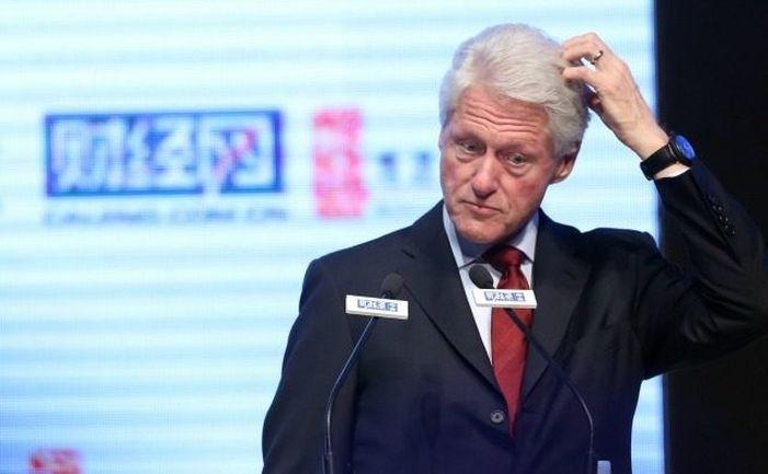 Fostul preşedinte american Bill Clinton