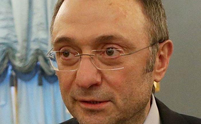 Senatorul şi miliardarul rus Suleiman Kerimov