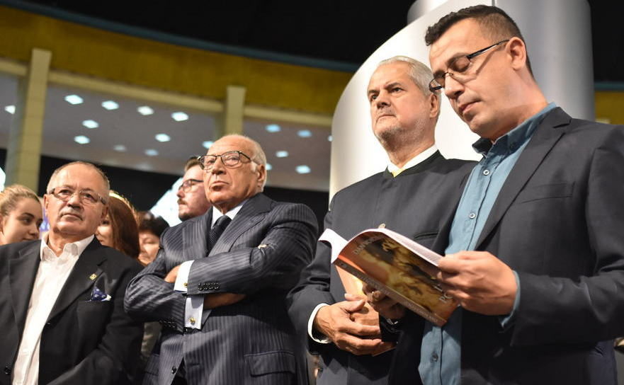 Lansare de carte Dan Voiculescu la Gaudeamus