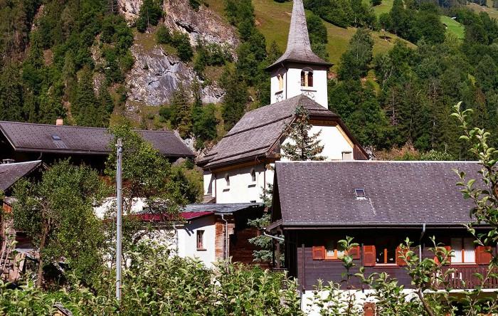 Albinen, Elveţia
