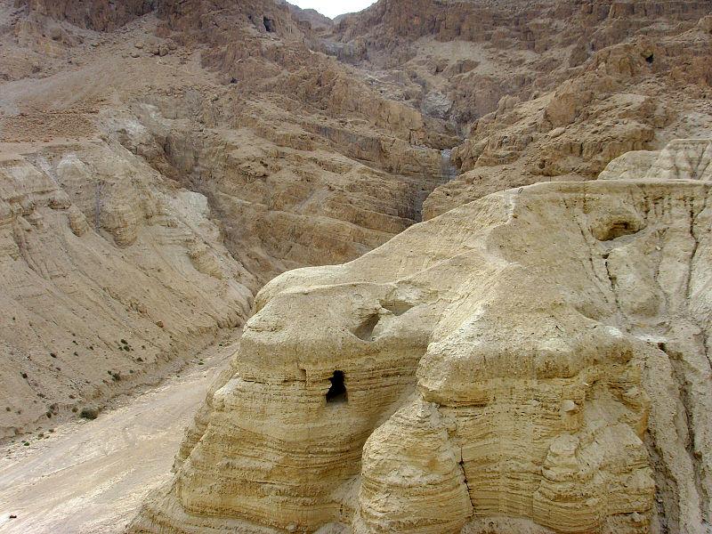 Grotele de la Qumran