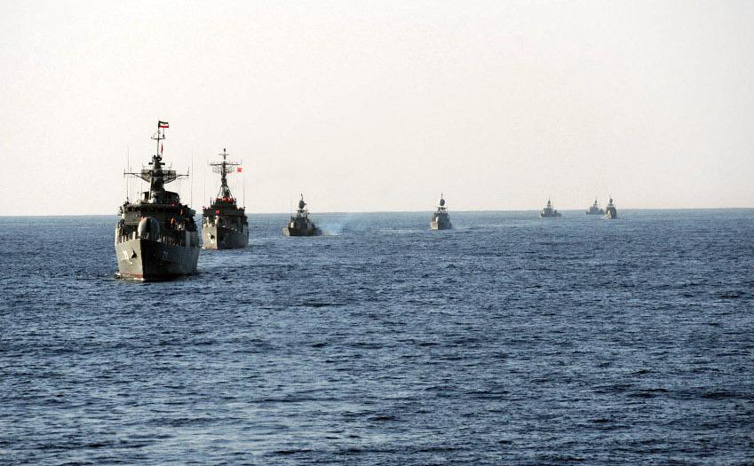 Nave de luptă iraniene