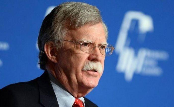 John Bolton, consilierul Casei Albe pentru securitate naţională