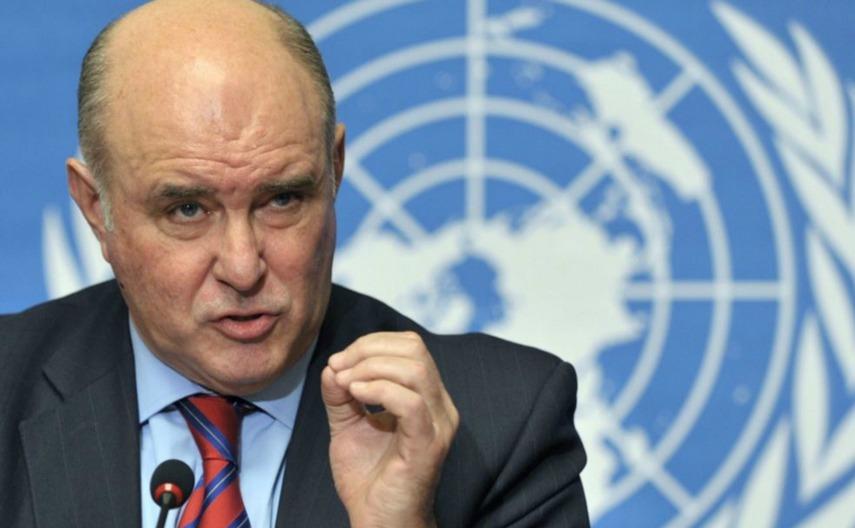 Grigori Karasin, adjunctul ministrului rus de externe.