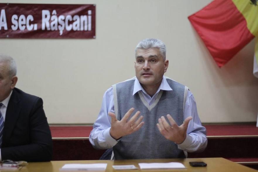 Alexandr Slusari, vicepreşedintele Platformei DA