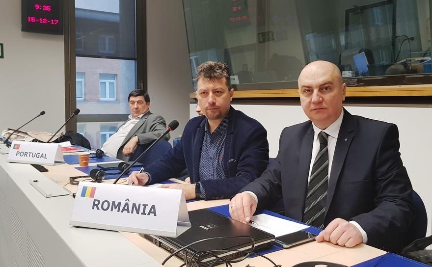 Şedinţa Comisiei de Dialog Social Live Performance din cadrul Comisiei Europene