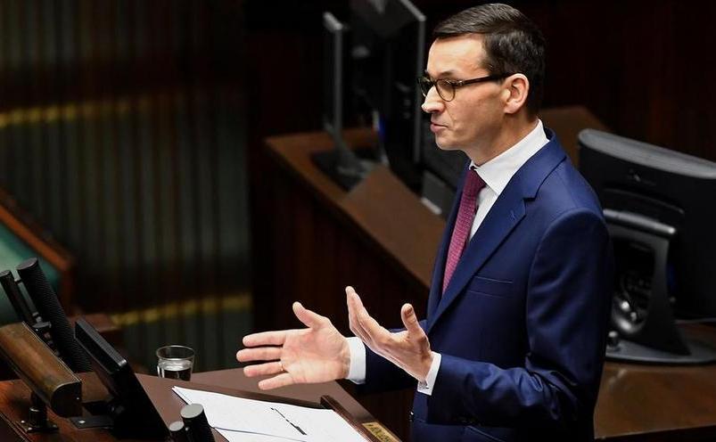 Premierul Poloniei, Mateusz Morawiecki