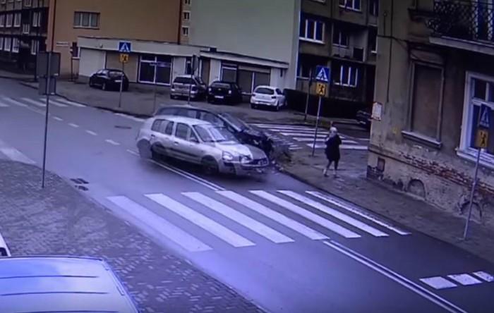 Momentul accidentului