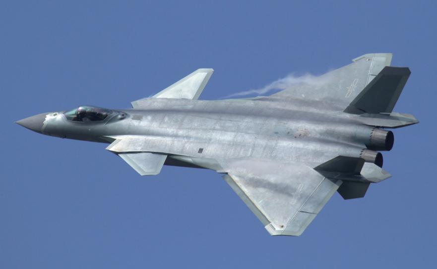 Avion de luptă chinez Chengdu J-20