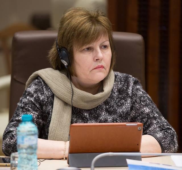 Maria Ciobanu, deputat PLDM