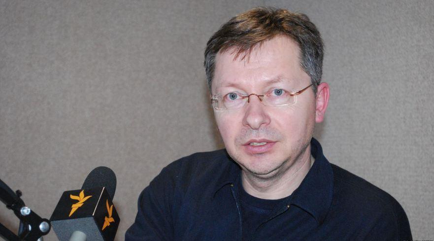 Veaceslav Negruţa, fost ministru al Finanţelor, în prezent expert Transparency International-Moldova