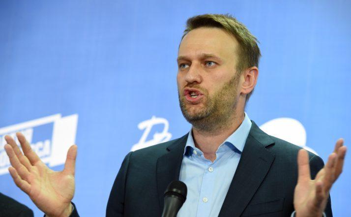 Liderului opoziţiei ruse Alexei Navalnîi