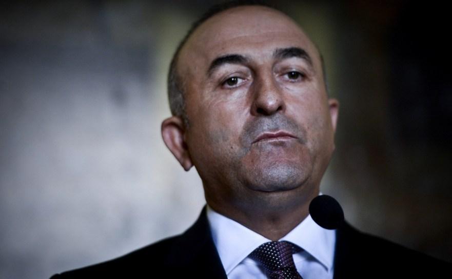 Ministrul turc de externe Mevlut Cavusoglu