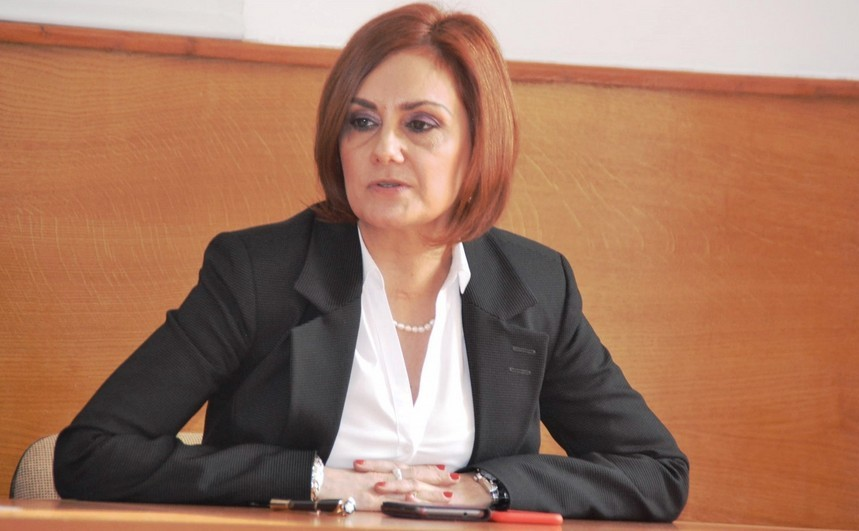 Judecătoarea Adriana Stoicescu