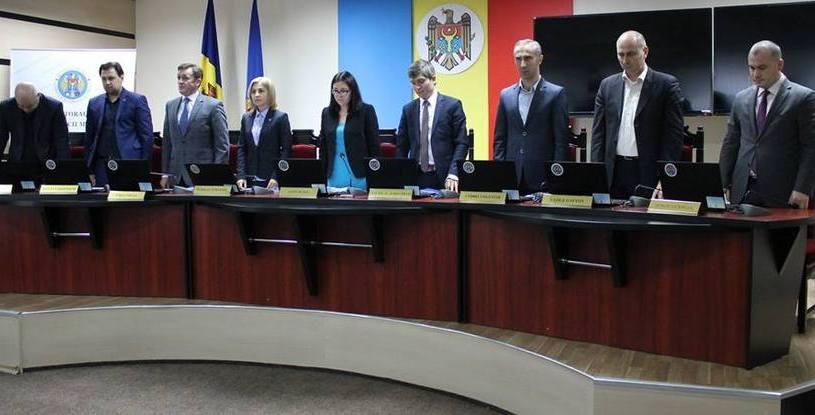 Comisia Electorală Centrală din R. Moldova