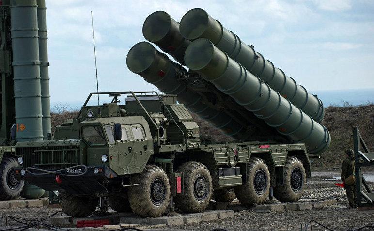 Sistemul rusesc de apărare aeriană S-400
