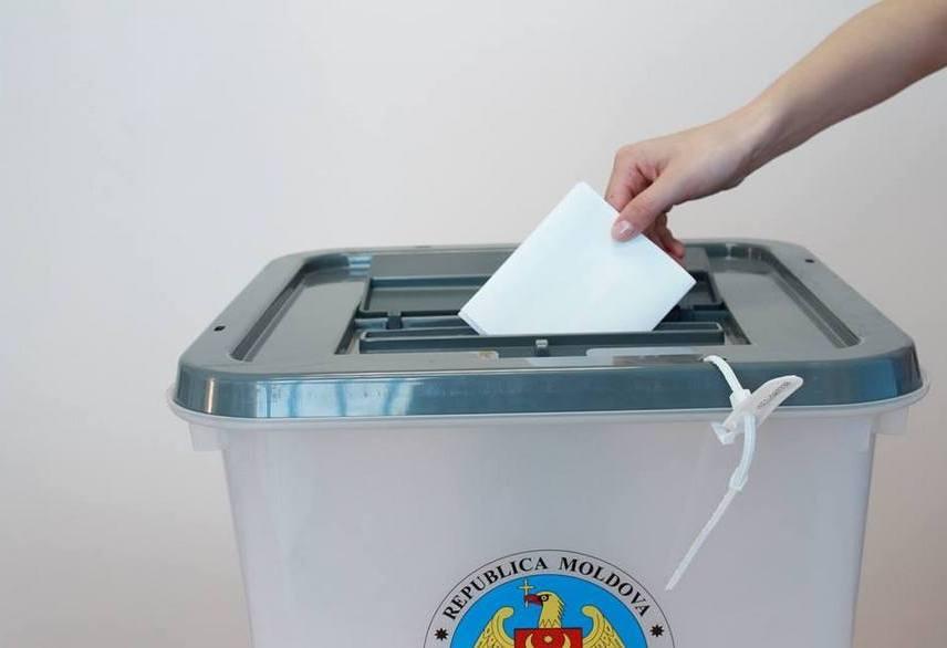 Urnă de vot (R. Moldova)