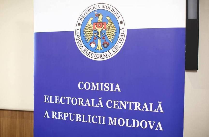 Comisia Electorală Centrală a R. Moldova