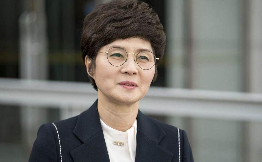 Fosta spioană nord-coreeană Kim Hyon Hui
