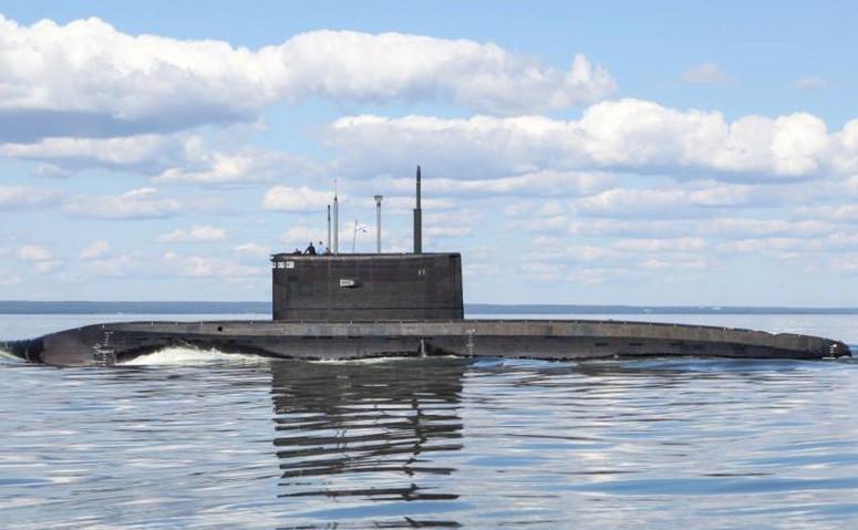 Submarin rusesc din clasa Kilo