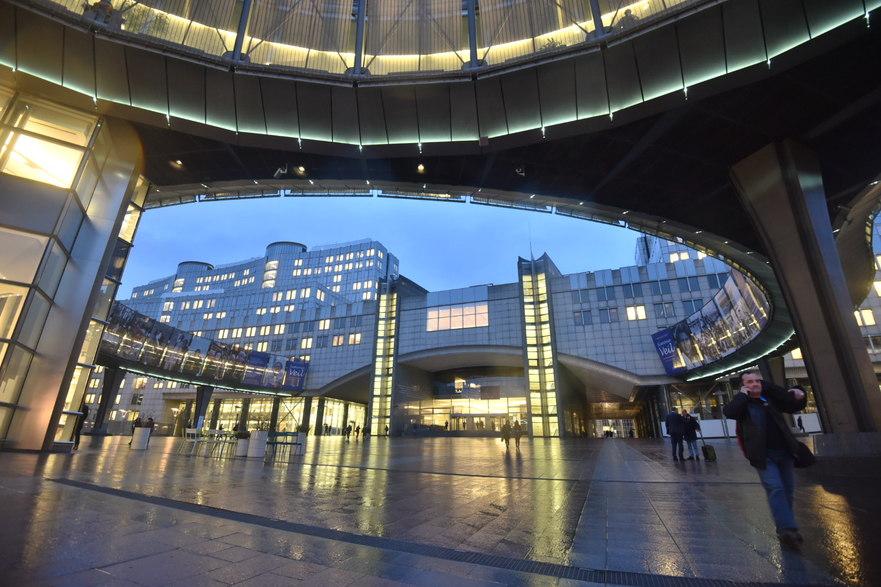 Parlamentul European, Bruxelles