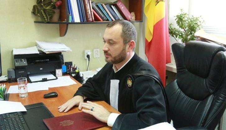Andrei Niculcea, judecător din R. Moldova