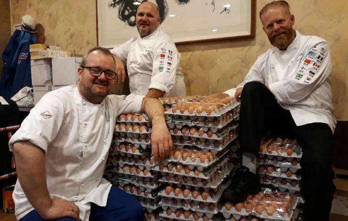 Bucătarii norvegieni