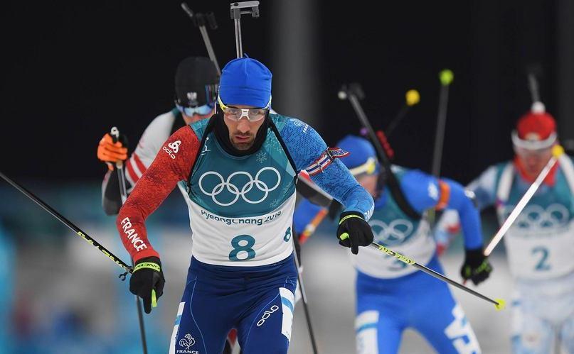 Sportivul francez Martin Fourcade a cucerit un nou titlu de campion olimpic la biatlon