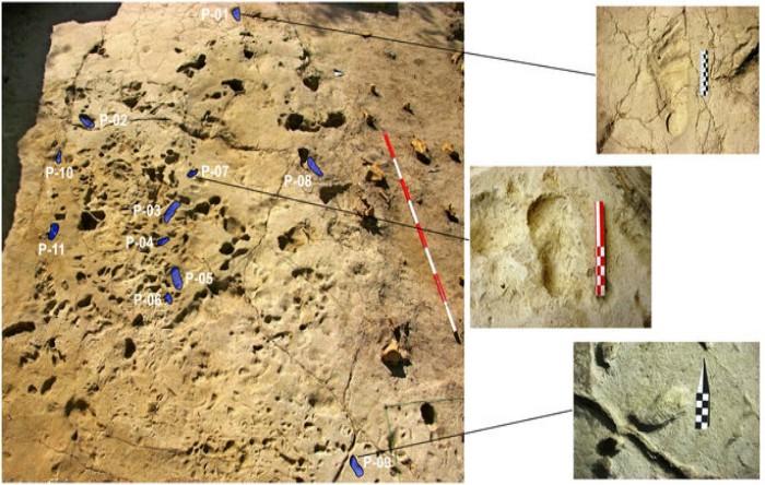 Situl arheologic Gombore II-2 din Melka Kunture, Etiopia