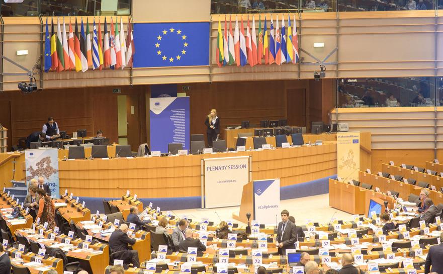 Plenul Parlamentului European - Bruxelles