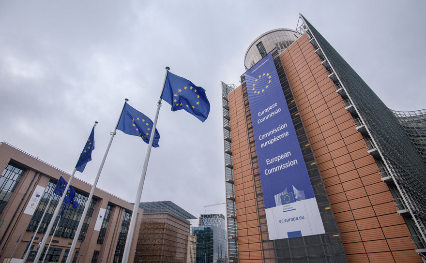 Comisia Europeana - sediu Bruxelles