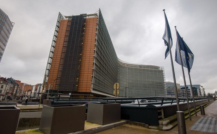Sediul Comisiei Europene - Bruxelles