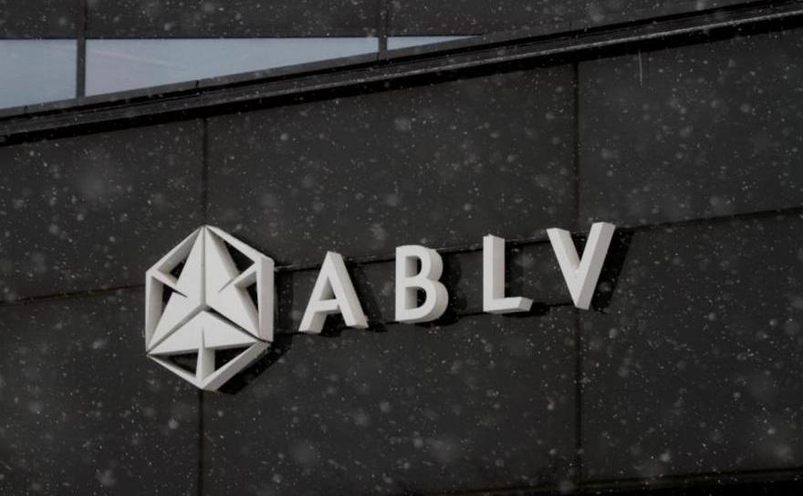 Logo-ul băncii letone ABLV