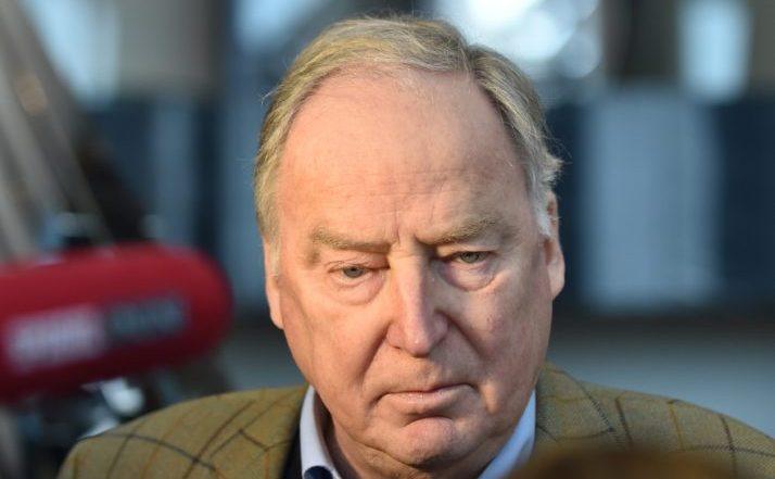 Preşedintele partidului german Alternativa pentru Germania (AfD), Alexander Gauland.