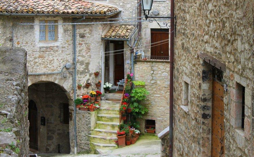 Vallo di Nera - Perugia.