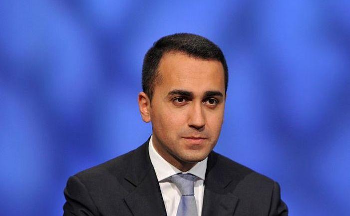 Liderul Mişcării Cinci Stele din Italia, Luigi Di Maio