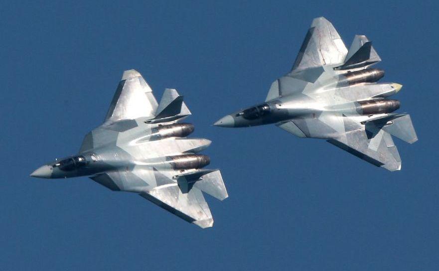 Aparate Su-57