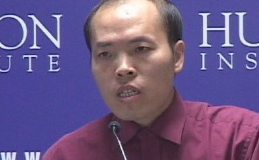 Avocatul chinez pentru drepturile omului Li Baiguang