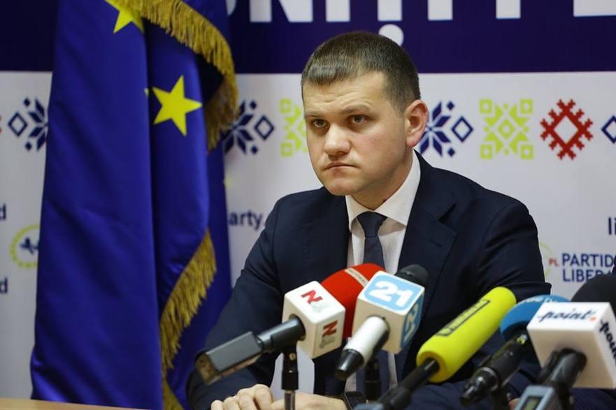 Valeriu Munteanu, vicepreşedinte PL