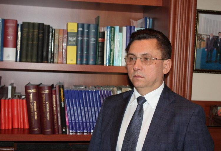 Mihai Poalelungi, preşedintele CSJ din R. Moldova