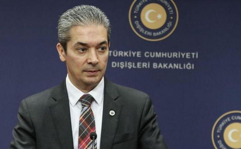 Purtător de cuvânt al Ministerului turc de Externe, Hami Aksoy