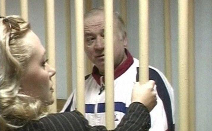Fostul spion rus, colonelul Serghei Skripal