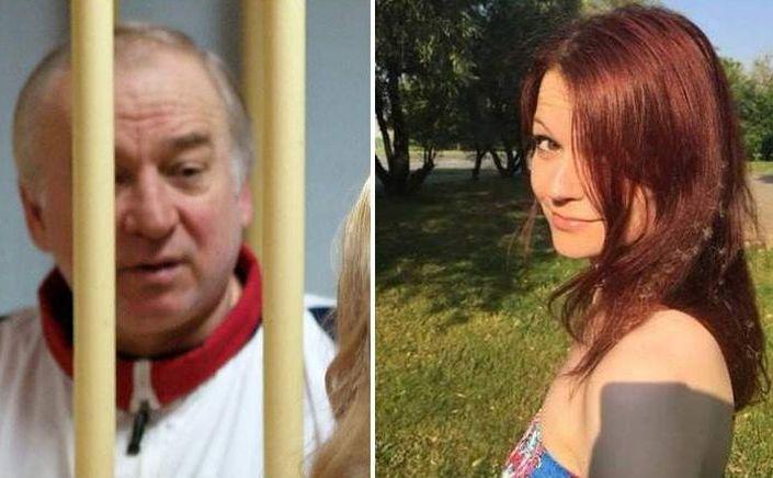 Serghei şi Iulia Skripal