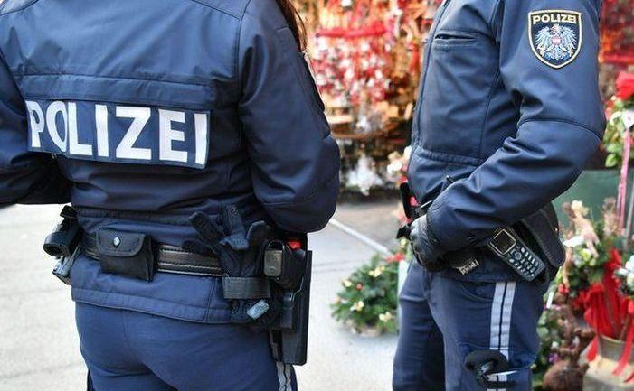 Poliţişti austrieci