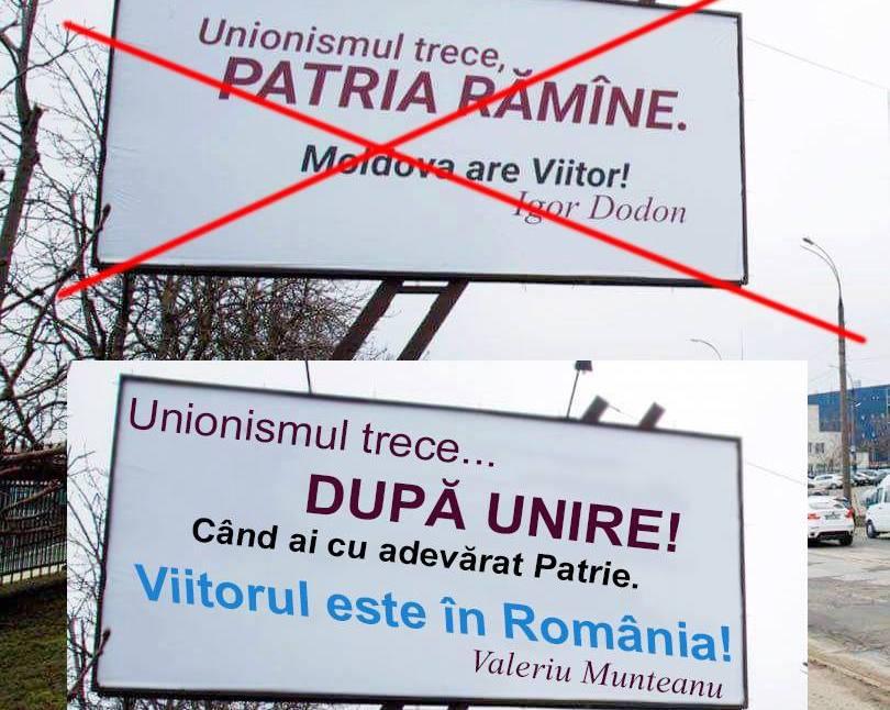 Mesajele lansate de Igor Dodon şi Valeriu Munteanu