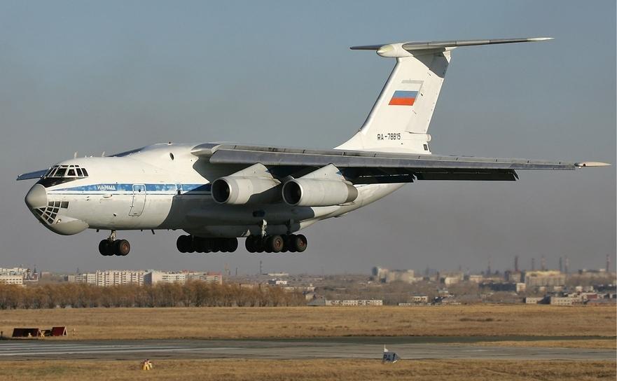 Avion rusesc Iliuşin Il-76