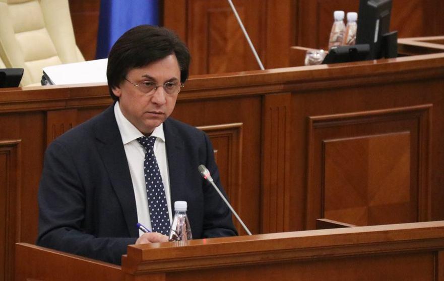 Mihail Poalelungi, preşedinte a CCM din R. Moldova