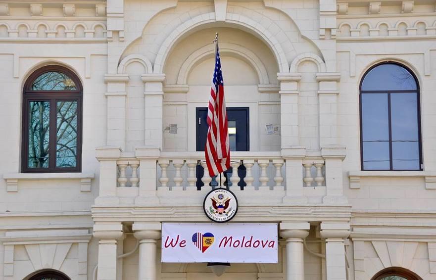 Ambasada SUA la Chişinău
