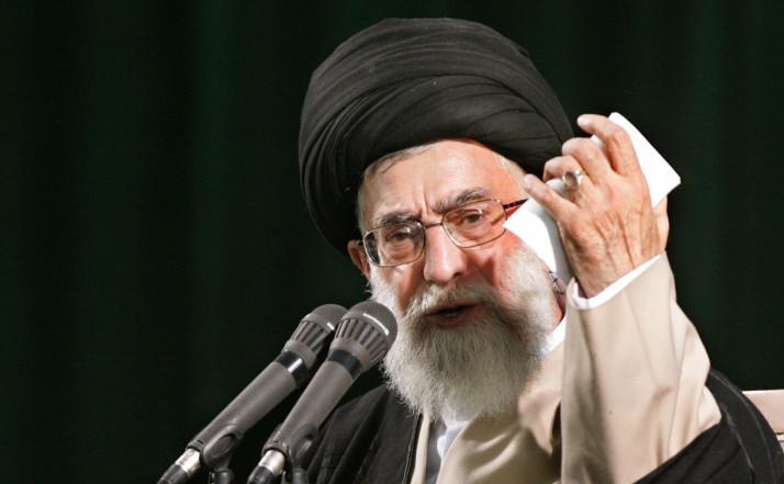 Liderul suprem al Iranului, ayatollahul Ali Khamenei